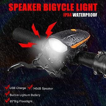 Beleuchtung Beim Joggen | Led Fahrradlichter Set Aly Wiederaufladbare Licht Fahrrad Led