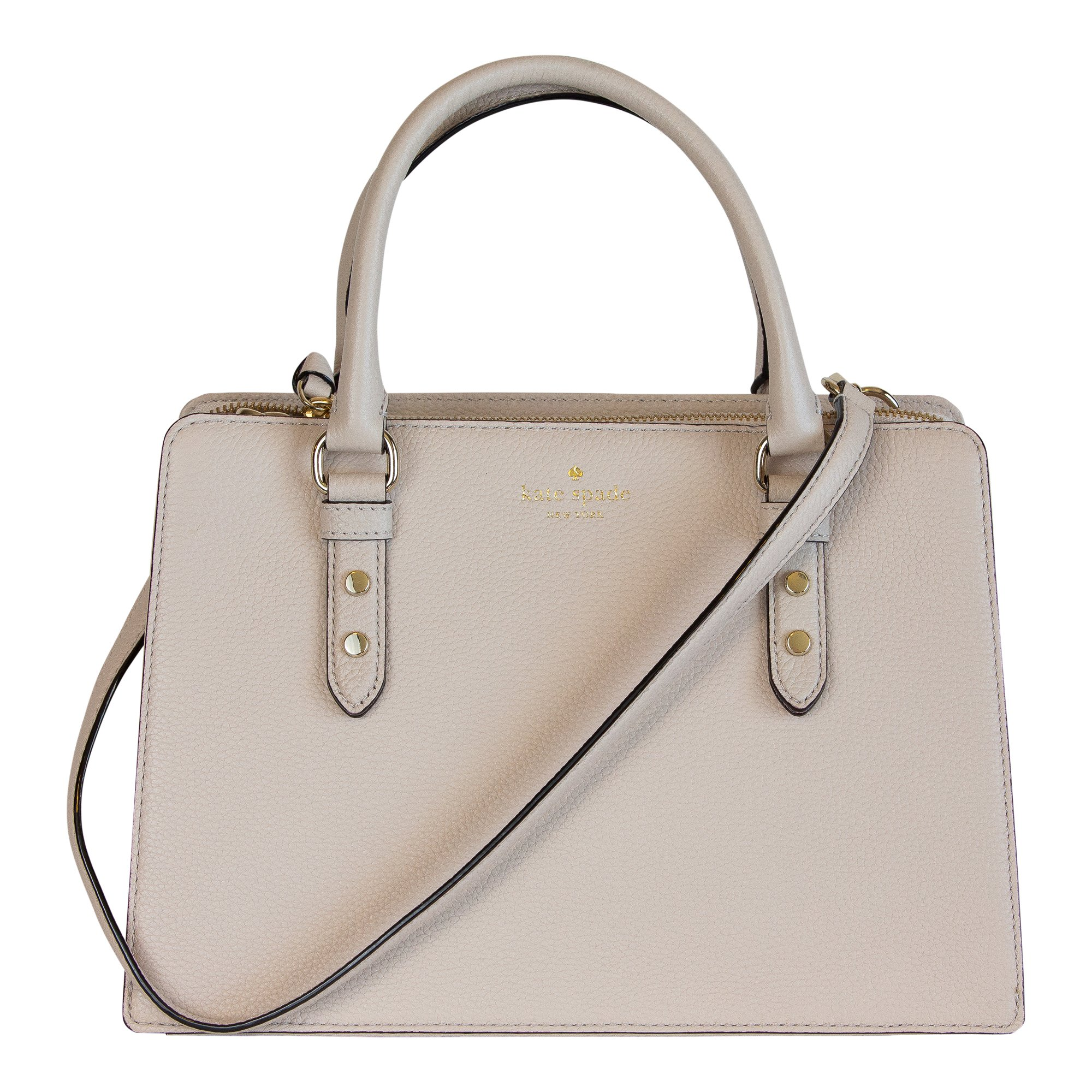 Kate Spade New York Mulberry Street Lise Purse (Soft Porcelain)