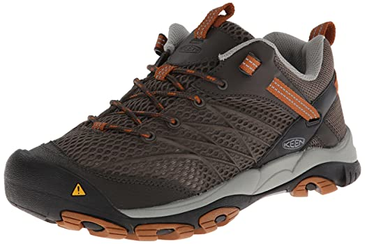 KEEN Men's Marshall Hiking Shoe,Black Olive/Glazed Ginger,7 ...