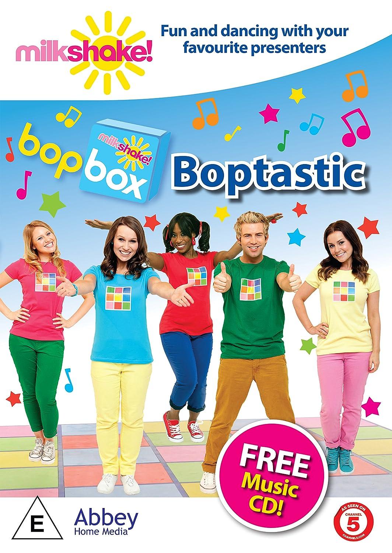 Milkshake: Bop Box Boptastic WITH FREE MUSIC CD DVD: Amazon