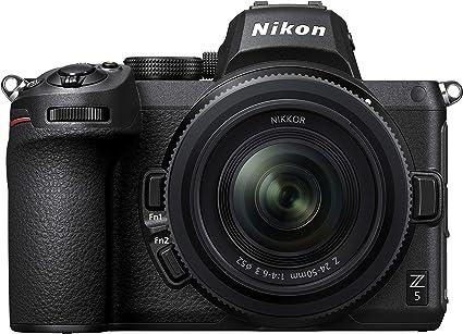 Nikon Z 5 Spiegellose Vollformat Kamera Mit Nikon Kamera