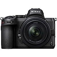 Nikon Zestaw Z5 + Z 24-50 mm zestaw kamera lustrzana (273-punktowa hybryda AF, 5-osiowa stabilizacja obrazu w ciele…