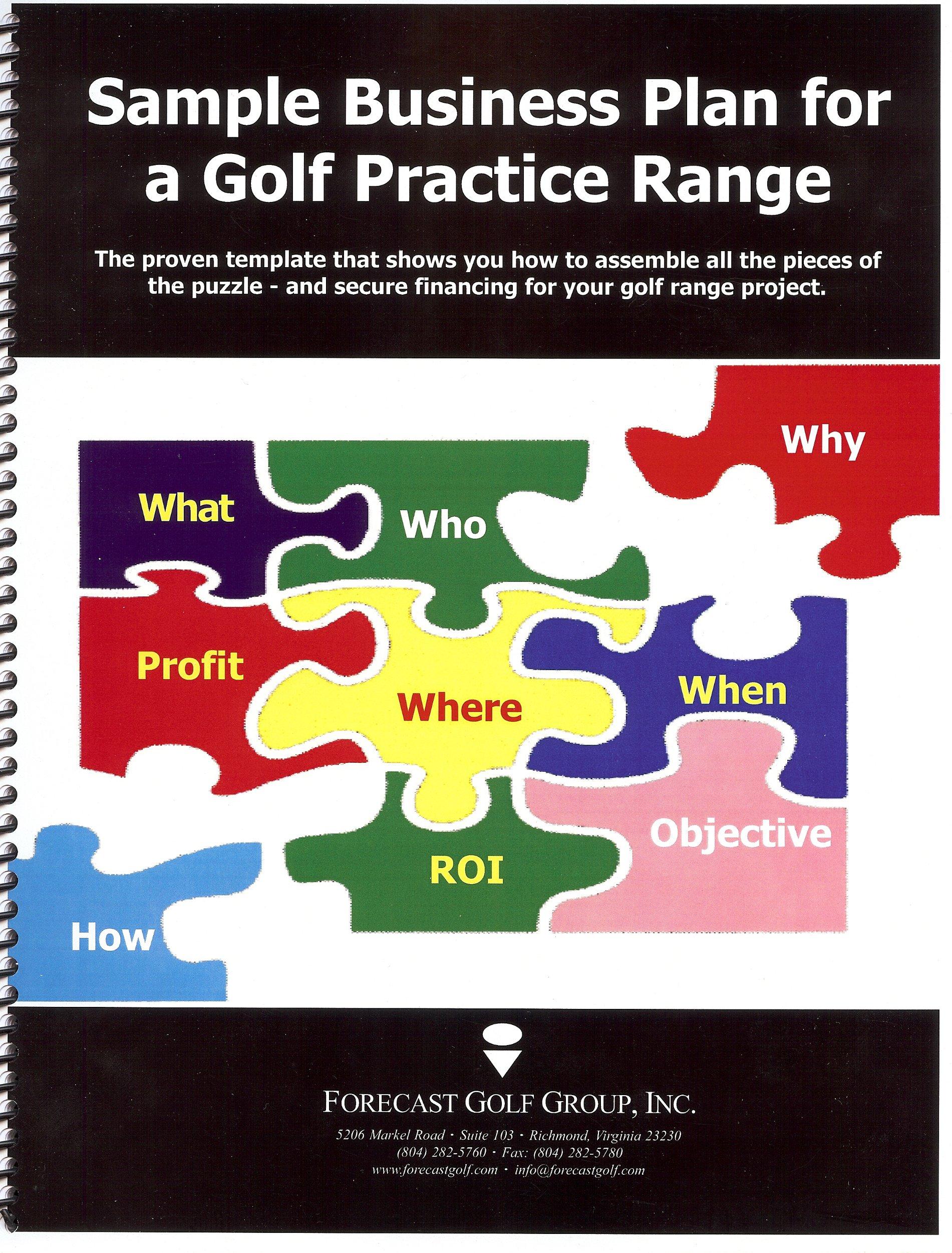 average income of golf driving range