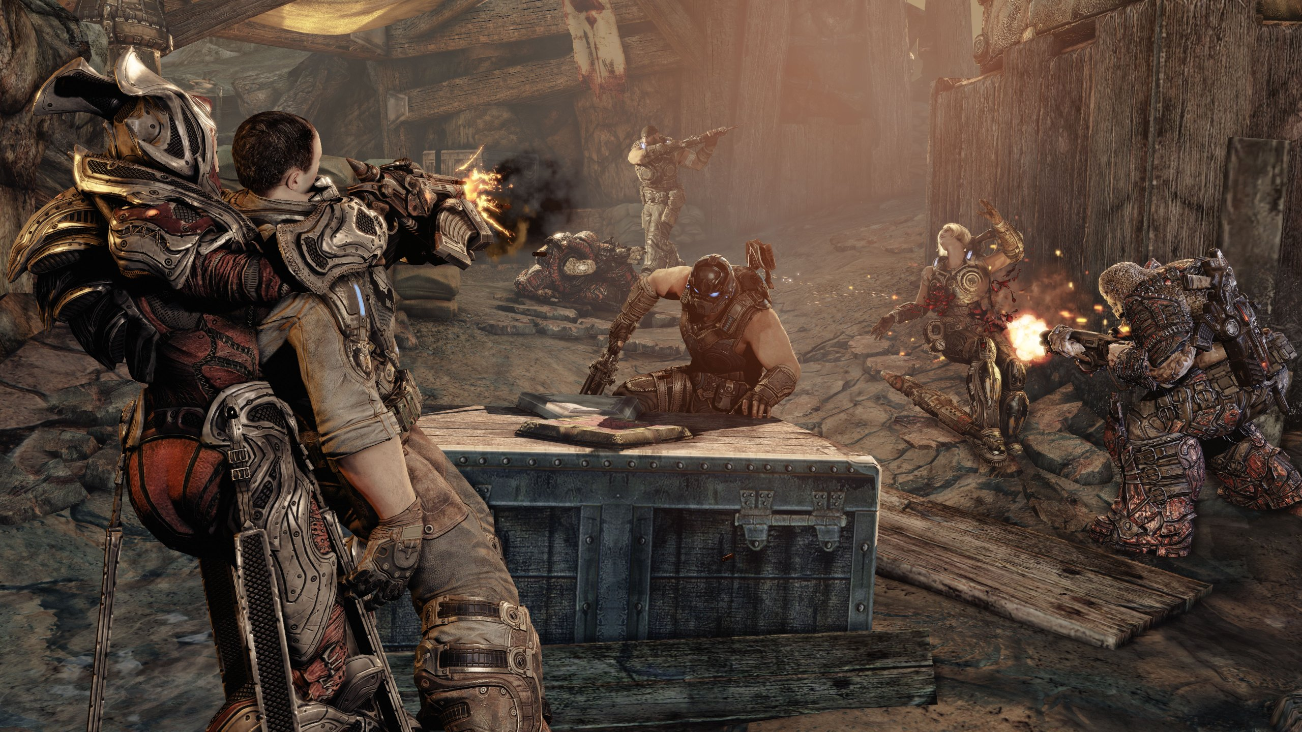 Gears of War 3 Epic Edition -Xbox 360