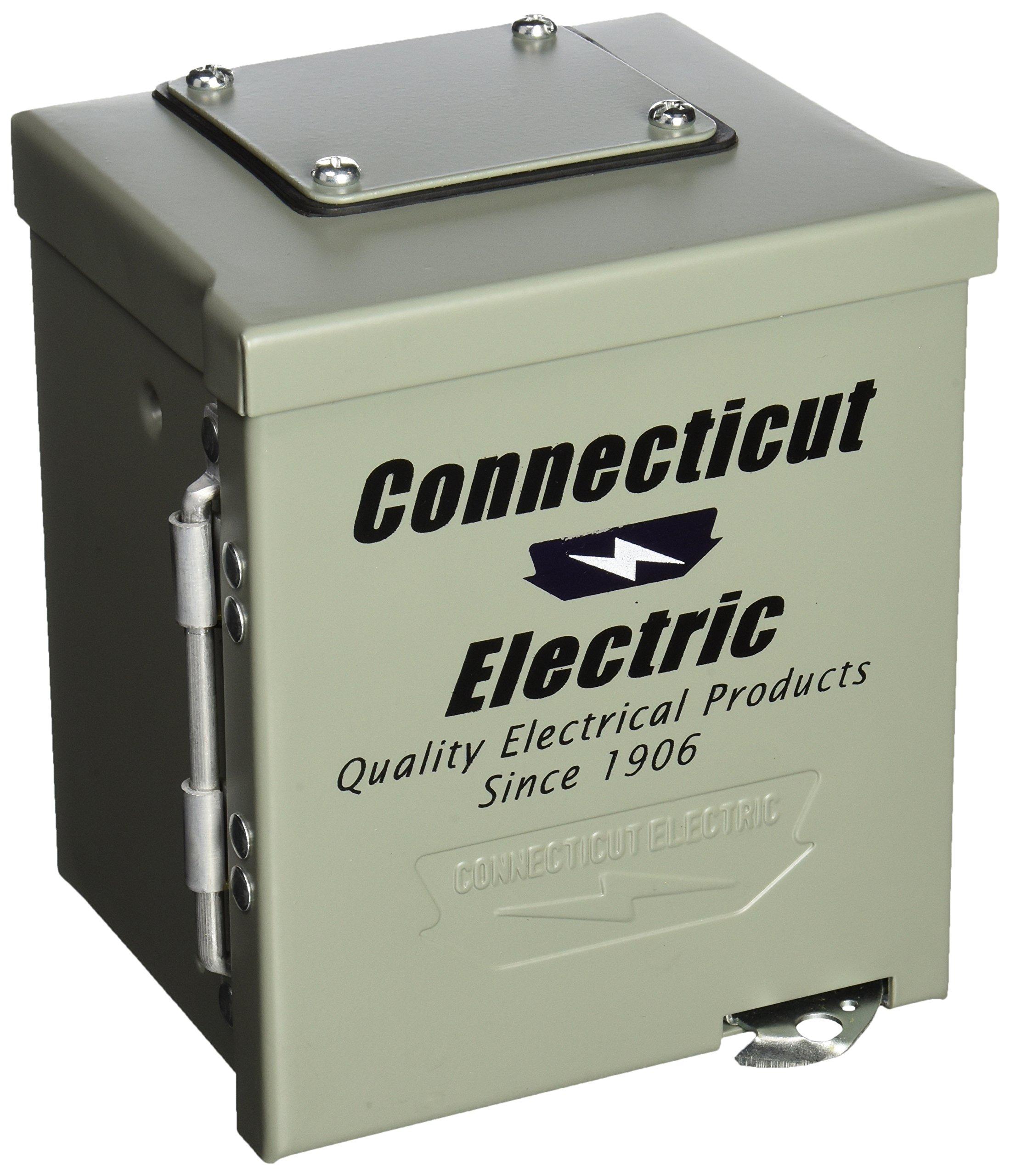 Connecticut Electric CESMPS54HR 50-Amps/120240-Volt RV Power Outlet by Connecticut Electric