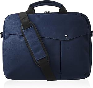 AmazonBasics Business Laptop Case - 15-Inch, Navy