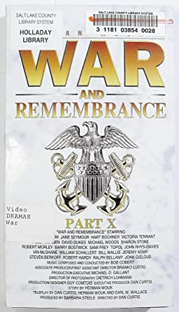 Amazon com: War and Rememberance Part X: Movies & TV