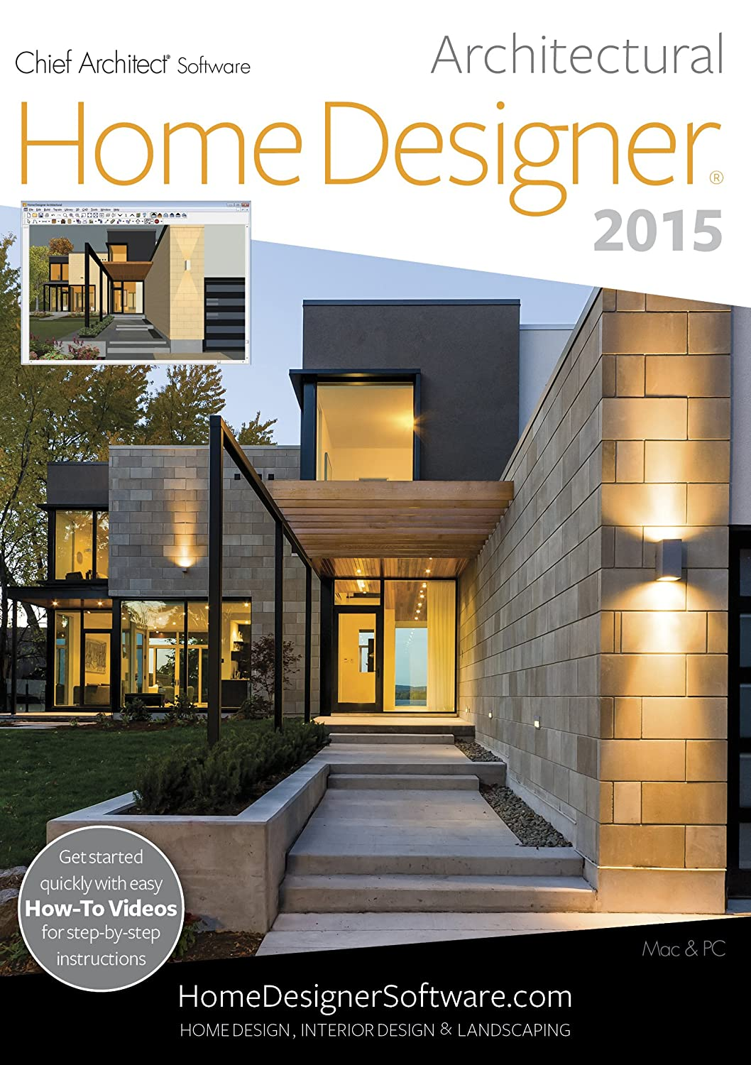 Amazoncom Home Designer Architectural 2015 Download Software