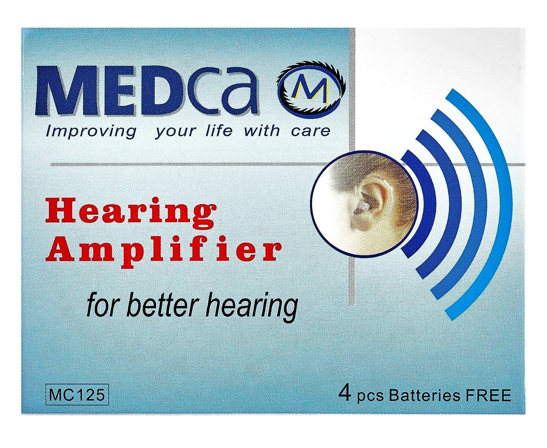 Amazon Medca Hearing Amplifier Personal Sound Digital