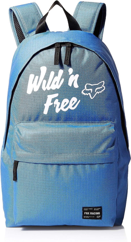 Fox Womens womens Zippered Backpack