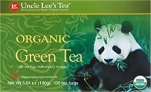 Uncle Lee's Organic Green Tea