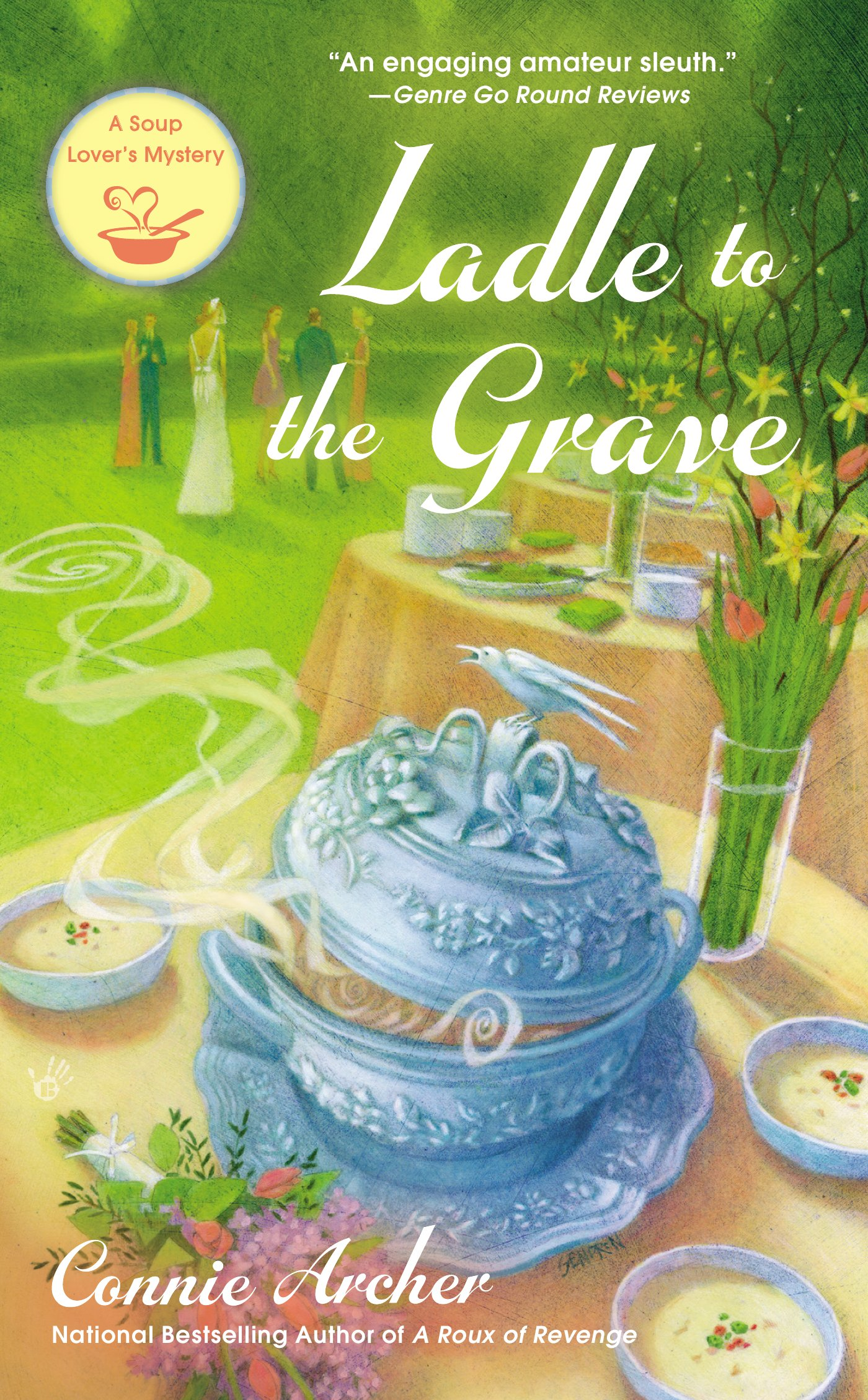 Ladle Grave Soup Lovers Mystery product image