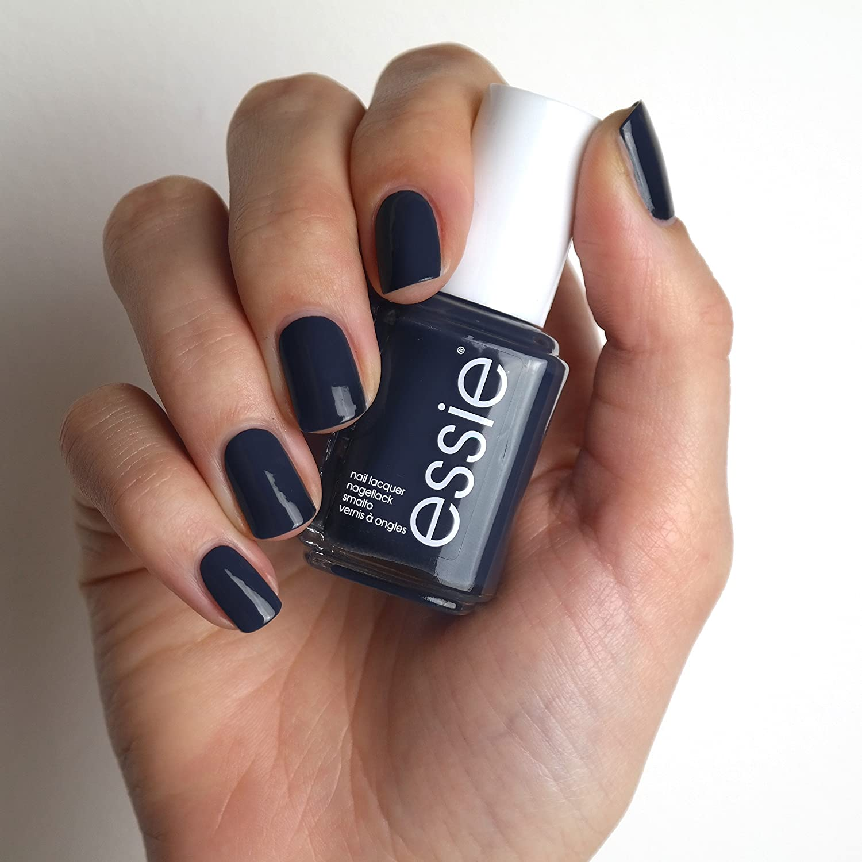 essie Nagellack Dunkles Blau bobbing for baubles Nr. 201, 1er Pack ...