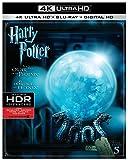 Harry Potter & The Order of the Phoenix (Bilingual) [4K UHD + BD + UV Digital Copy] [Blu-ray]