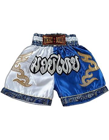 Nakarad Pantalones Cortos de Muay Thai para niños (2-10Años)