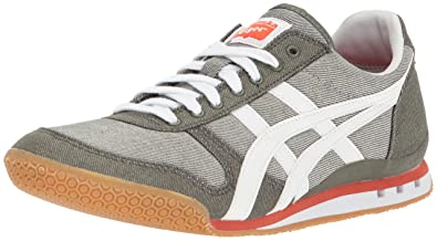 Onitsuka Tiger by Asics Unisex Ultimate 81 Exclusive! Leaf/Green/White 11  Women