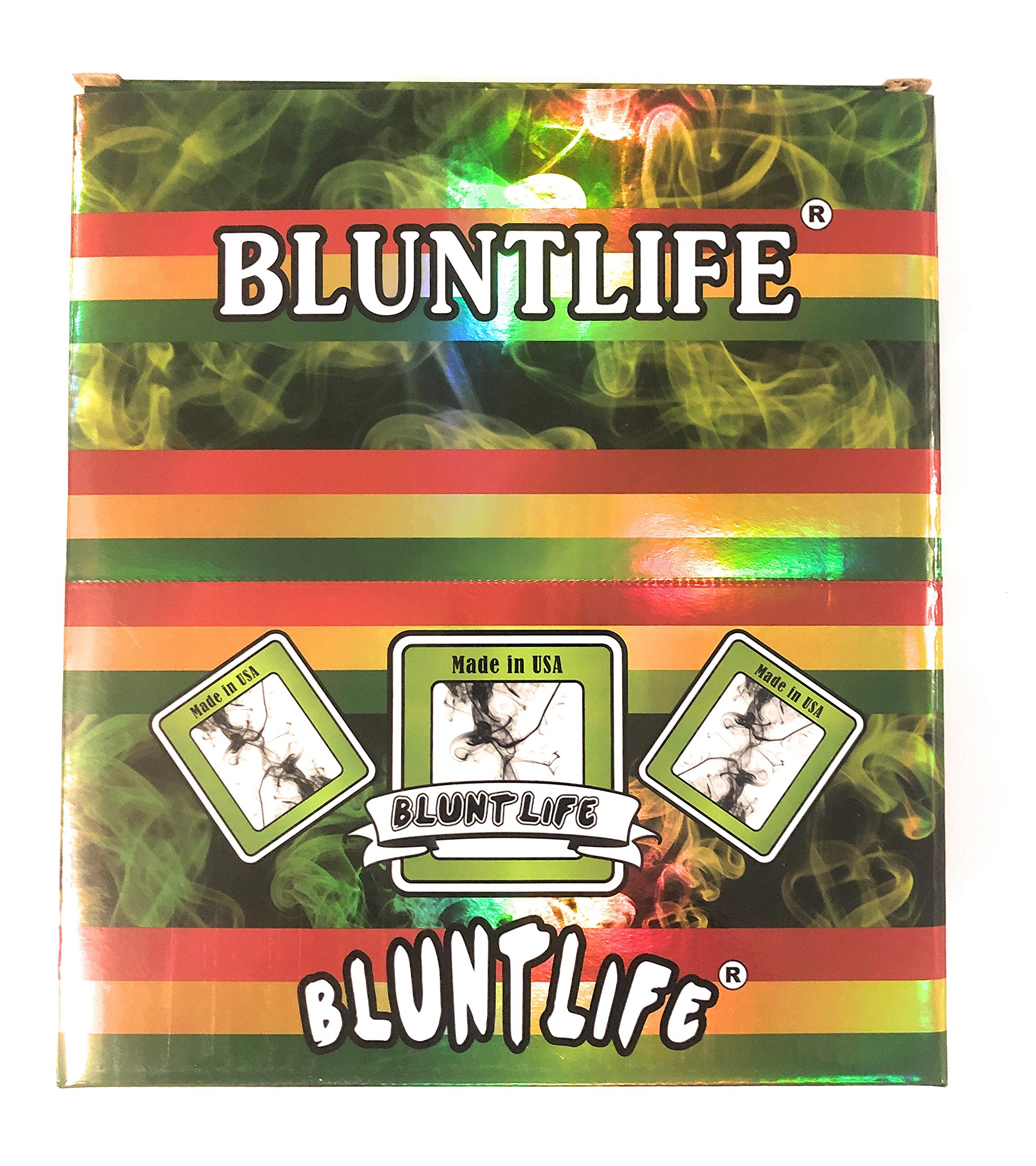 864 Incense Sticks Bulk Bluntlife Hand-dipped Incense Perfume Wands Display 12-72 Count Assorted by bluntlife (Image #1)