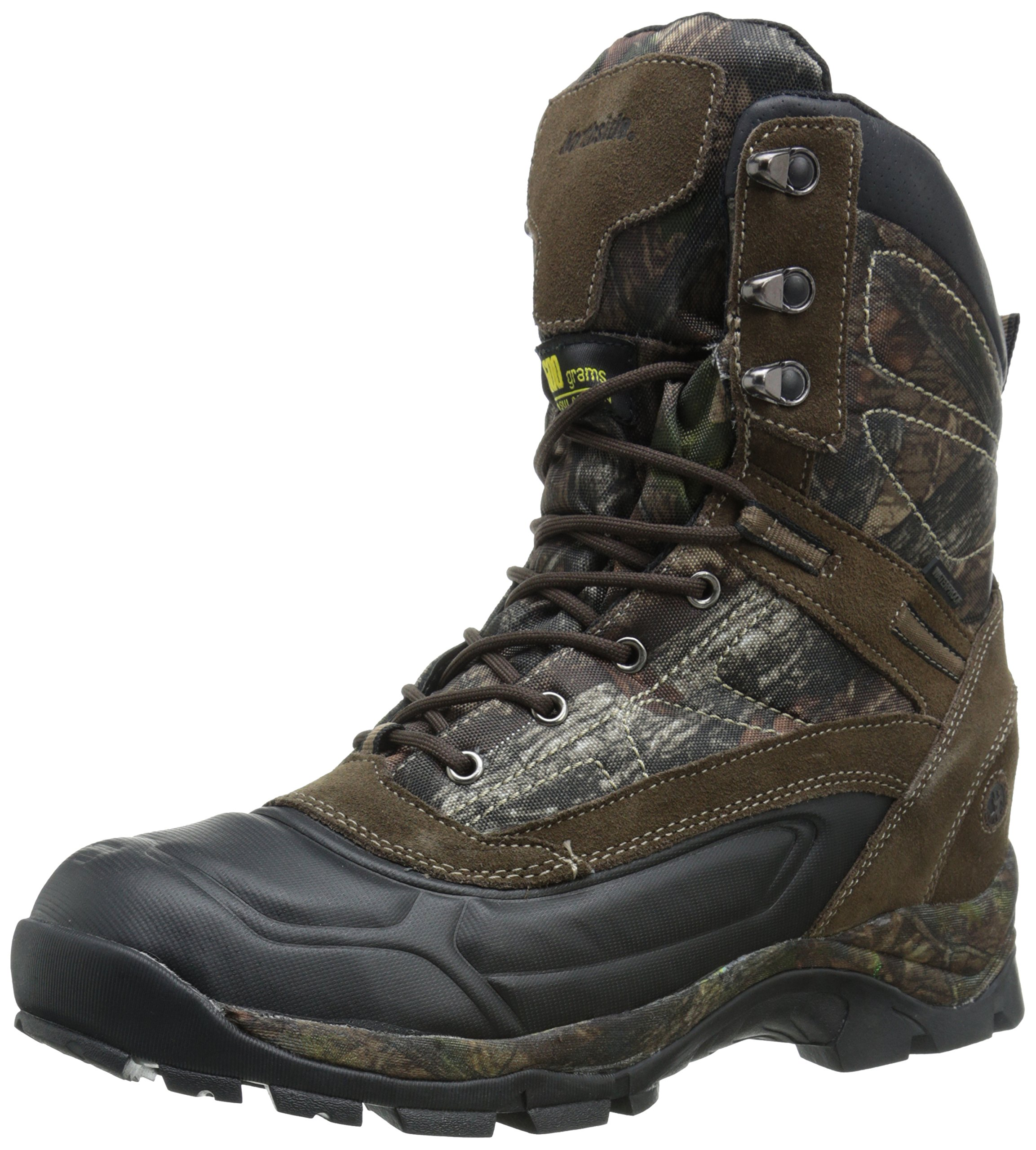 Northside Men's Banshee 600 Hunting Boot, Brown Camo, 7 M US