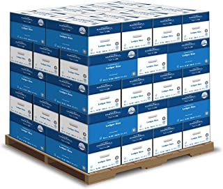 product image for Hammermill Printer Paper, 20 lb Copy Paper, 11 x 17 - 1 Pallet, 40 Cases (100,000 Sheets) - 92 Bright, Made in the USA