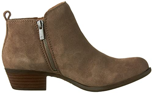 766569f036a72 Amazon.com | Lucky Brand Women's Basel Ankle Bootie | Ankle & Bootie