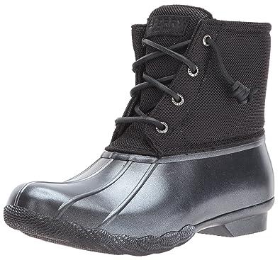 Women's Saltwater Pearlized Rain Boot