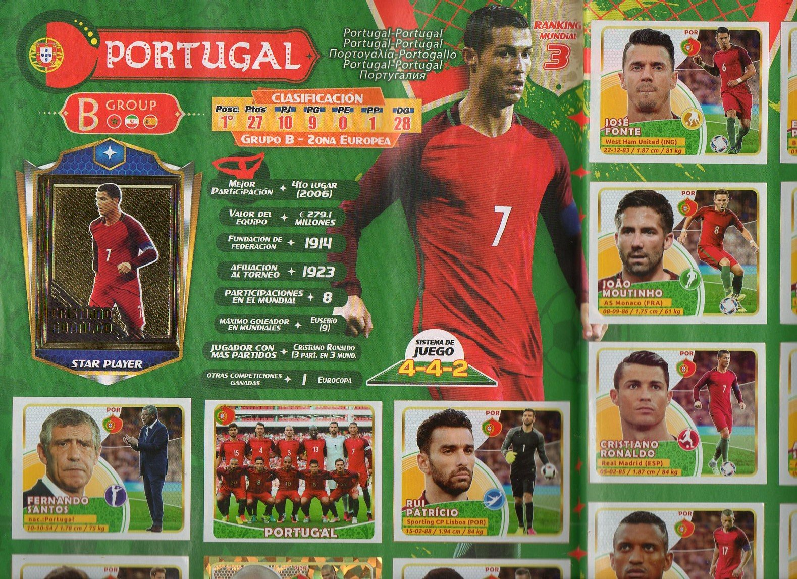 582 Stickers Peru Album Mundial Futbol FOOTBALL FIFA WORLD CUP RUSSIA 2018 Complete Set: Amazon.es: GOL PUBLICATIONS: Libros