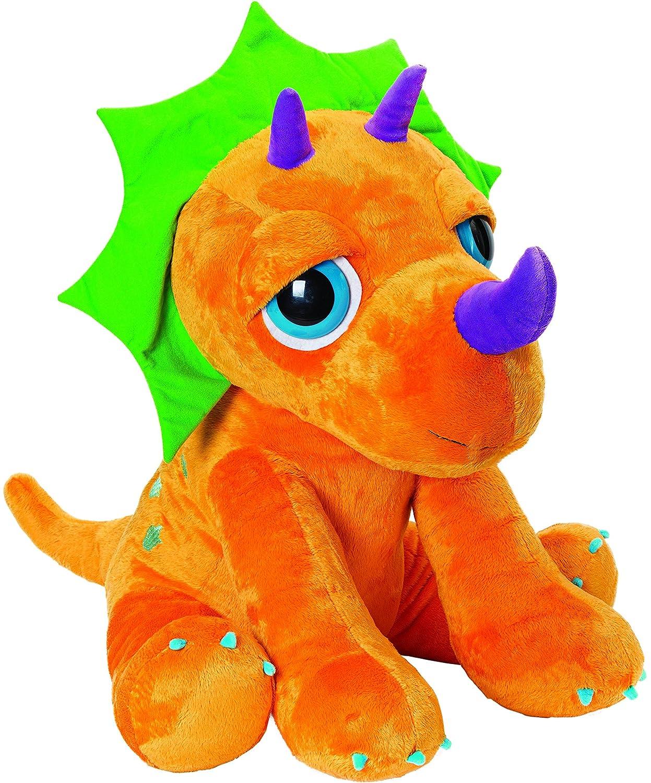 Suki Gifts International Soft Toy (Small, Triceraptos Dino) 14346