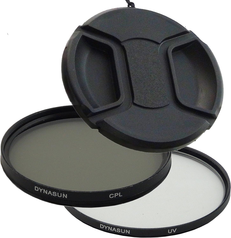 Dynasun Digital C Pl Cpl 77mm Zirkular Polfilter Kamera