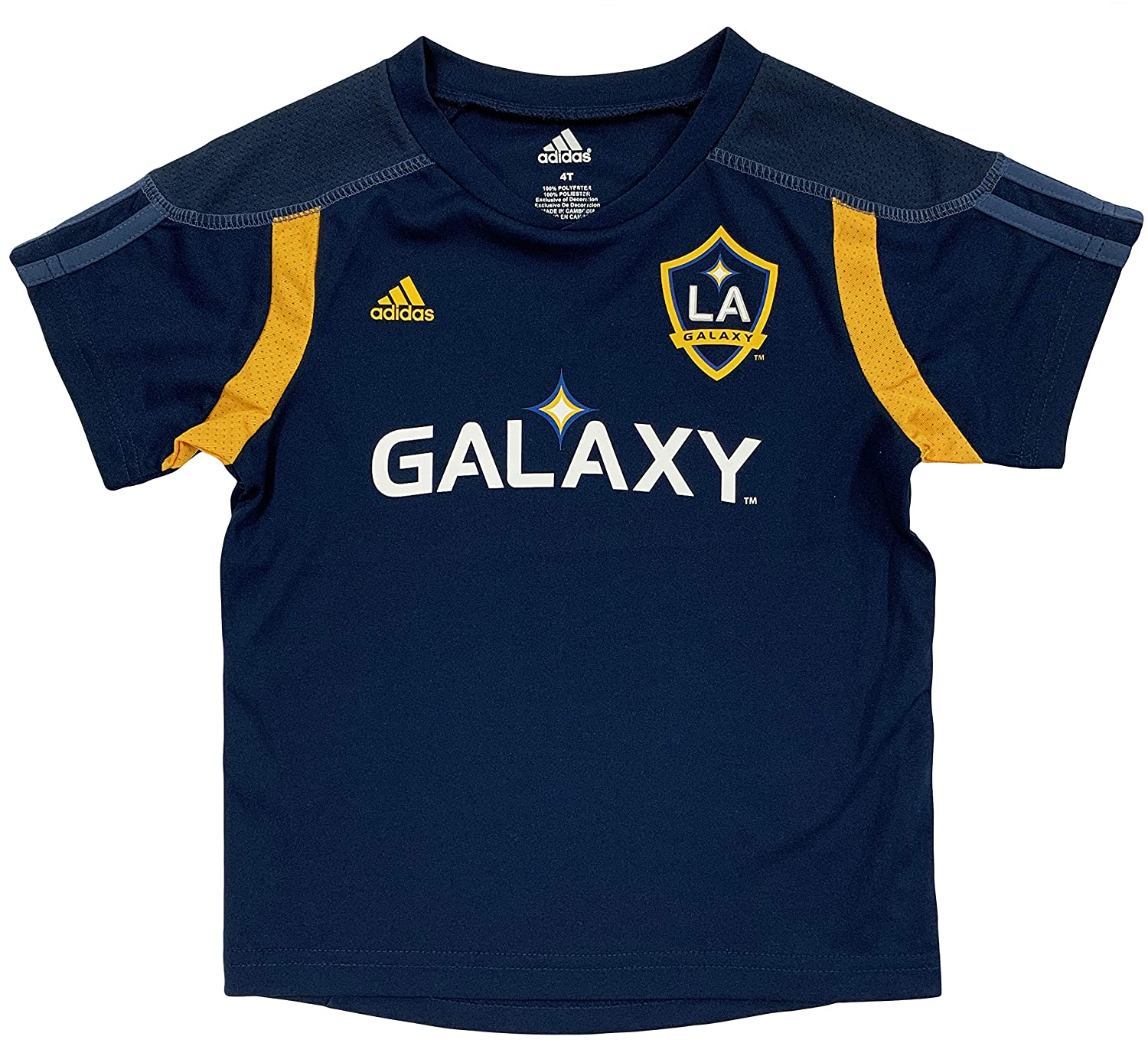 on sale 9aed0 79131 LA Galaxy Toddler Navy Secondary Replica Jersey