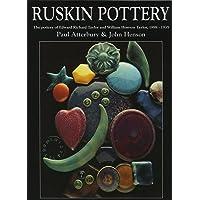 Ruskin Pottery: The Pottery of Edward Richard Taylor