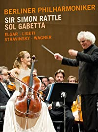 Berliner Philharmoniker Simon Rattle Gabetta product image