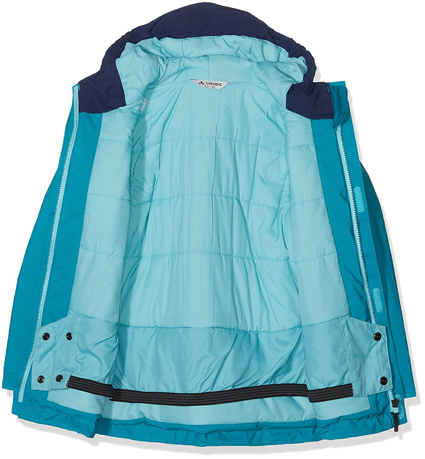 VAUDE Ni/ños Kids igmu Jacket Girls Chaqueta