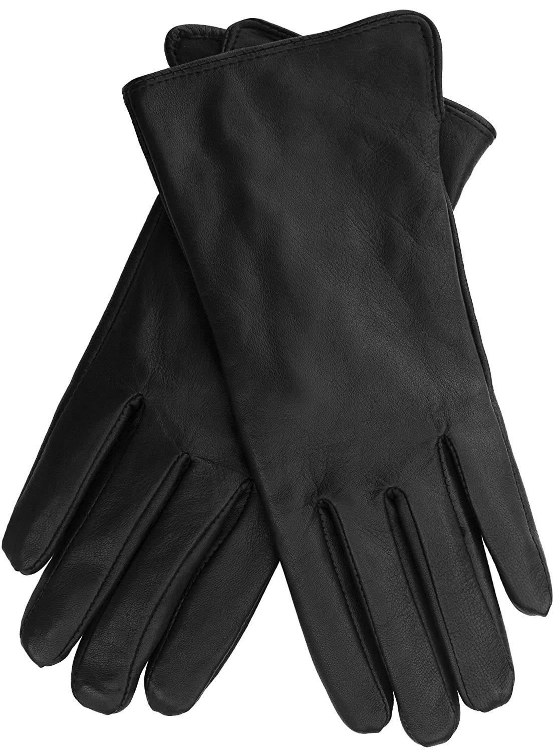 EEM leather gloves for ladies MARY manufactured from genuine leather