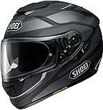 ショウエイ(SHOEI) バイクヘルメット フルフェイス GT-AIR SWAYER (スウェイヤー) TC-5 SILVER/BLACK XL (頭囲 61cm)