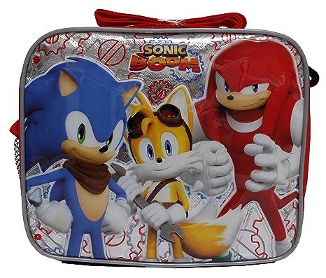 Amazon.com: Nueva Sonic Boom Bolsa para el almuerzo por ...