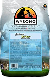 Wysong Optimal Senior - Senior Canine Formula Dog Food