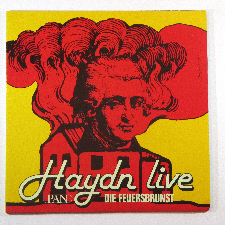 Haydn Live: Die Feuersbrunst by Pan 120 342