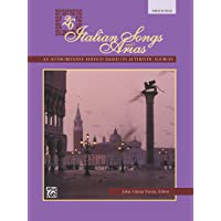 26 Italian Songs and Arias: An Authoritive Edition Based on Authentic Sources [Medium / High] (Italian and English…