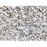 White Silver Biodegradable Confetti Winter Wonderland Wedding Party Decor (60g/2oz)