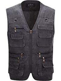 Mens Outerwear Vests Amazon Ca