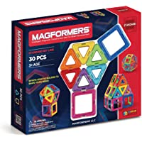 Magformers 30-Piece Rainbow Set