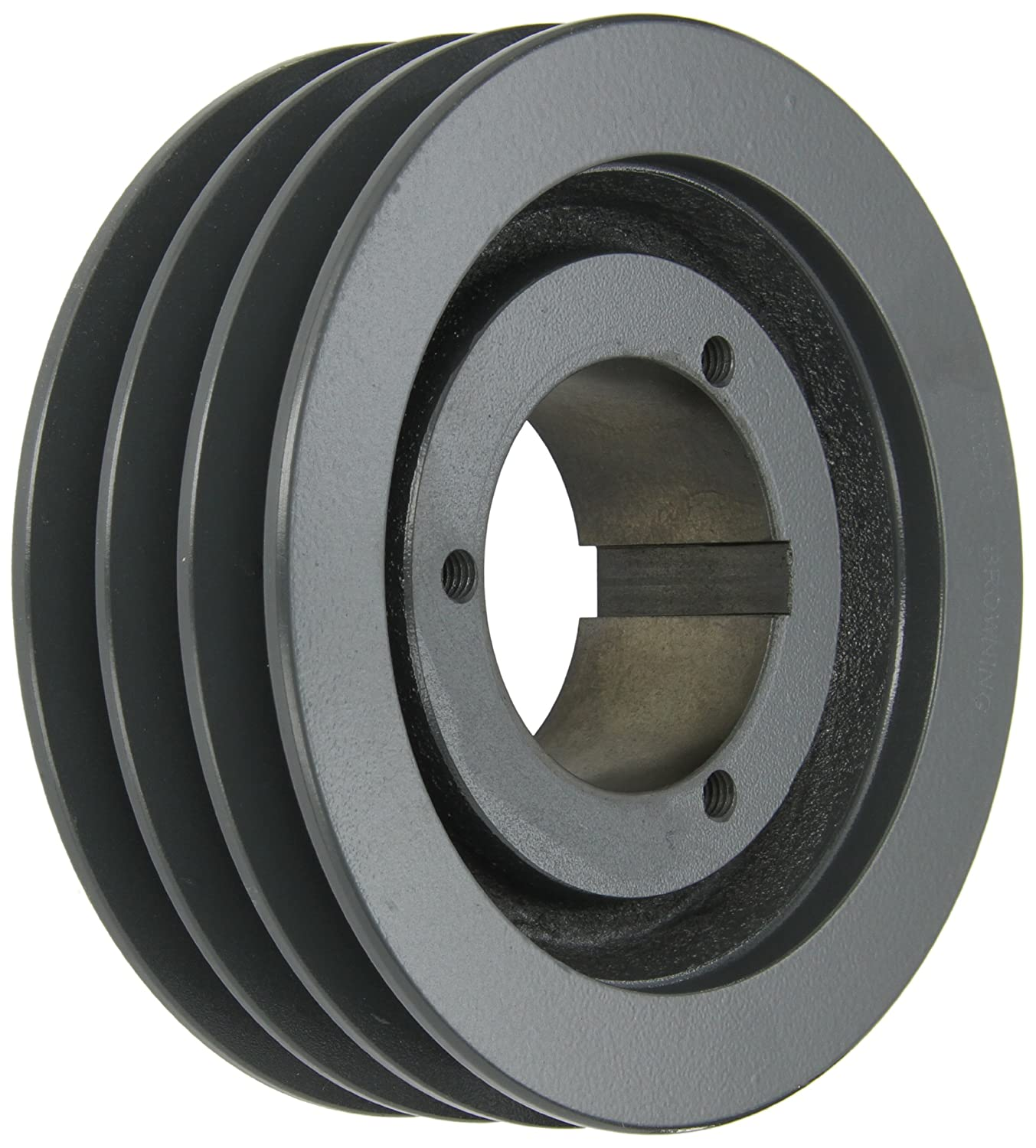 Cast Iron Uses Q1 Bushing Regal 3 Groove A or B Belt Browning 3TB70 Split Taper Sheave