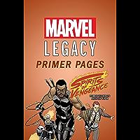 Spirits of Vengeance - Marvel Legacy Primer Pages (Spirits of Vengeance (2017-2018)) (English Edition)