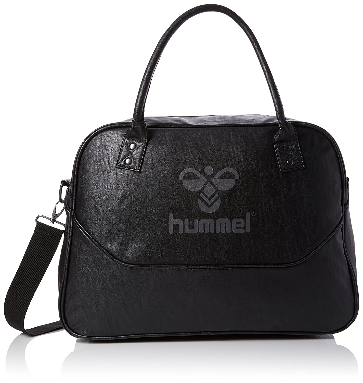 Hummel Lugo big weekend bag - Black 50 x 39 x 23 cm HUMBC|#Hummel 40-995-2001