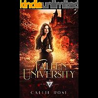 Fallen University: Year Two: A Paranormal Romance