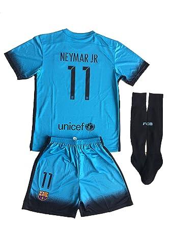 hot sale online 872b7 c7fee Amazon.com : NEW 2015/16 Fc Barcelona Neymar Jr #11 Third ...