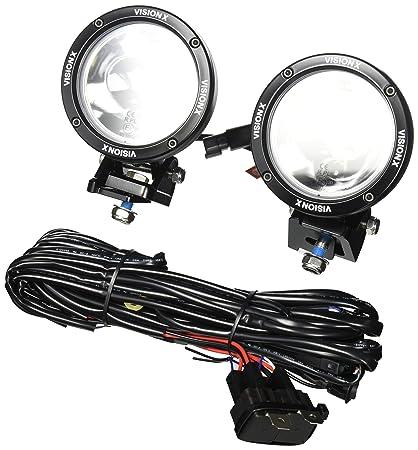 Charming Vision X Lighting 9151069 Cannon Black 4.5 Inch 25W Narrow LED Light Kit