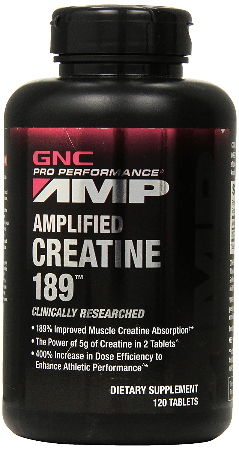 Gen x labs sports amp fitness performance kit 11 week program 4 - Amazon Com Gnc Pro Performance Amp Amplified Creatine 189 Tablet 120 Count Health Personal Care