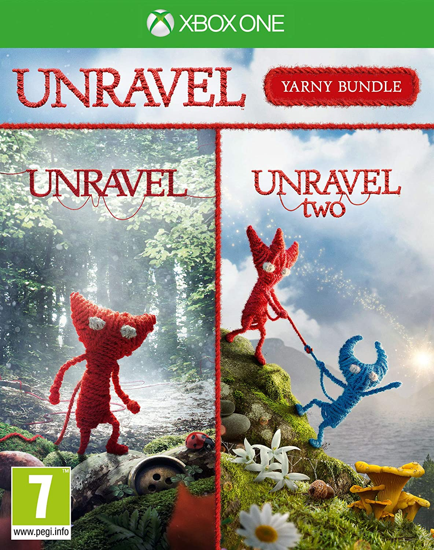 Unravel Yarny Bundle - Xbox One [Importación inglesa]: Amazon.es ...