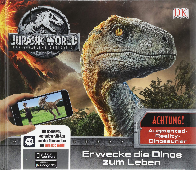 Jurassic World Das Gefallene Königreich Erwecke Die Dinos